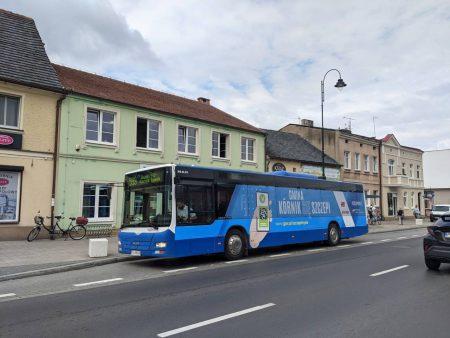autobus gmina kórnik ztm poznań zmiany