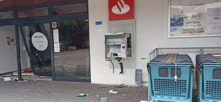 bankomat galeria mini kamionki wybuch
