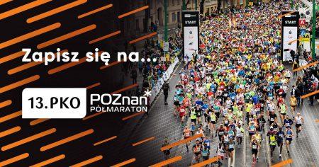 13 półmaraton w poznaniu - utrudnienia w ruchu